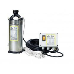 Pompe immergée TURBOSOM 77 Mono 0,75 kW, 230V