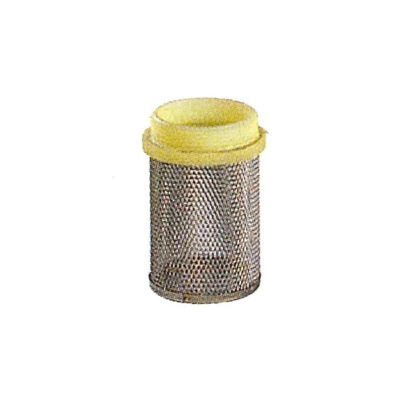 """Clapet crépine inox seule 392 1/2"""""""