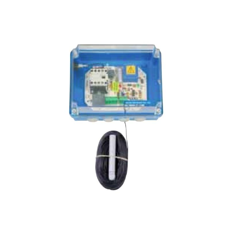 Coffret protection manque d'eau micro DSN 10A max pour Pompe Mono 230V