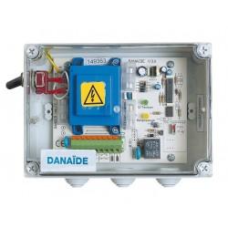 DANAÏDE 230V - Coffret de gestion d'un niveau d'eau