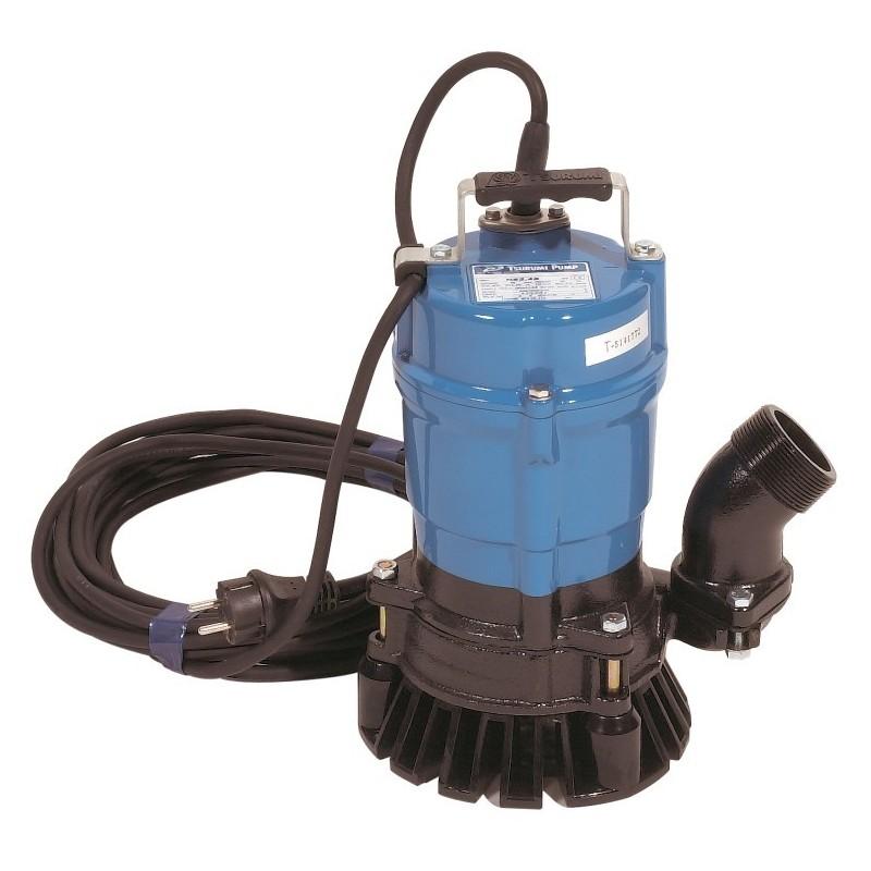 Pompe d'épuisement HS2-4S pour eaux de chantiers