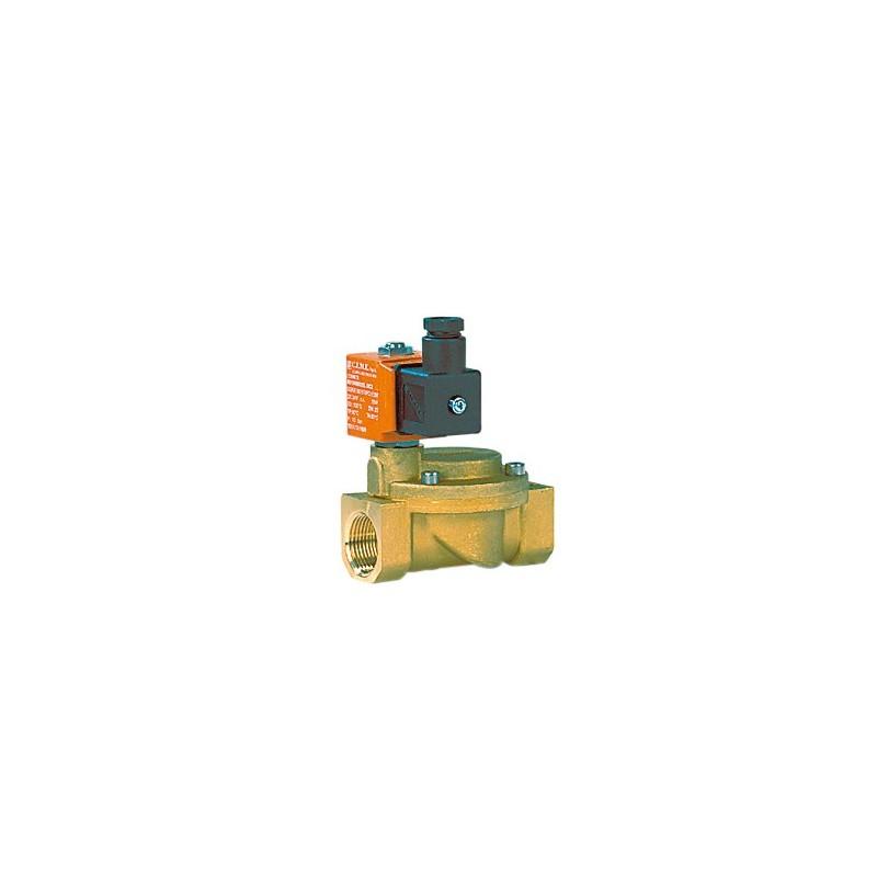 Electrovanne laiton 2 voies ESM 86 24V - 50 Hz