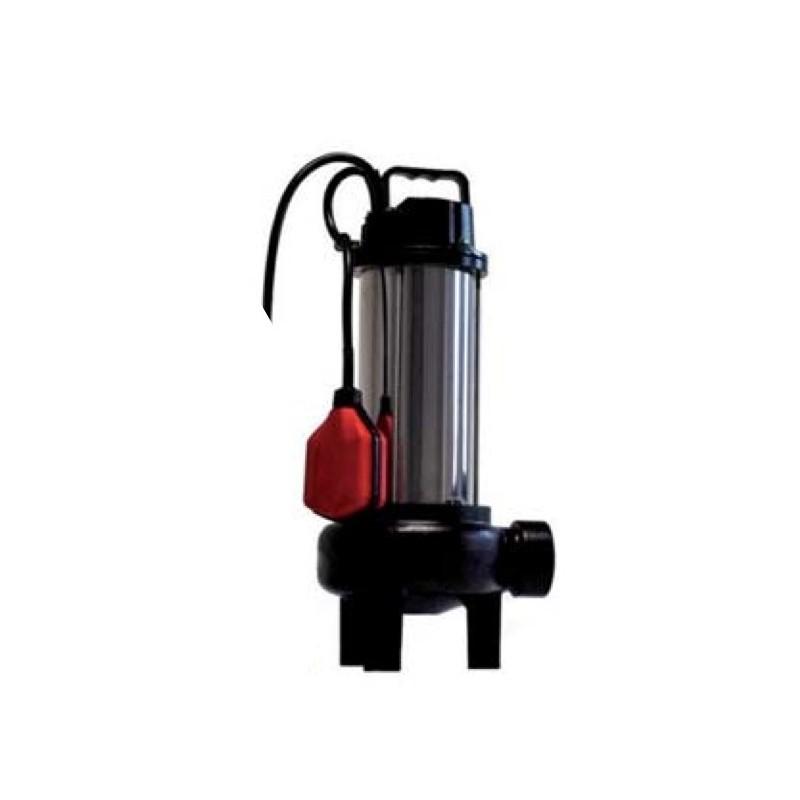 Pompe SÉMISOM 290 AUTO horizontale pour eaux chargées
