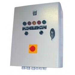A1S80 Armoire de protection d'une pompe de relevage SÉMISOM SÉRIE 80