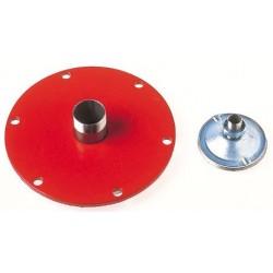 Kit INOX AISI 304 pour réservoir 500L contre-bride + fixation vessie