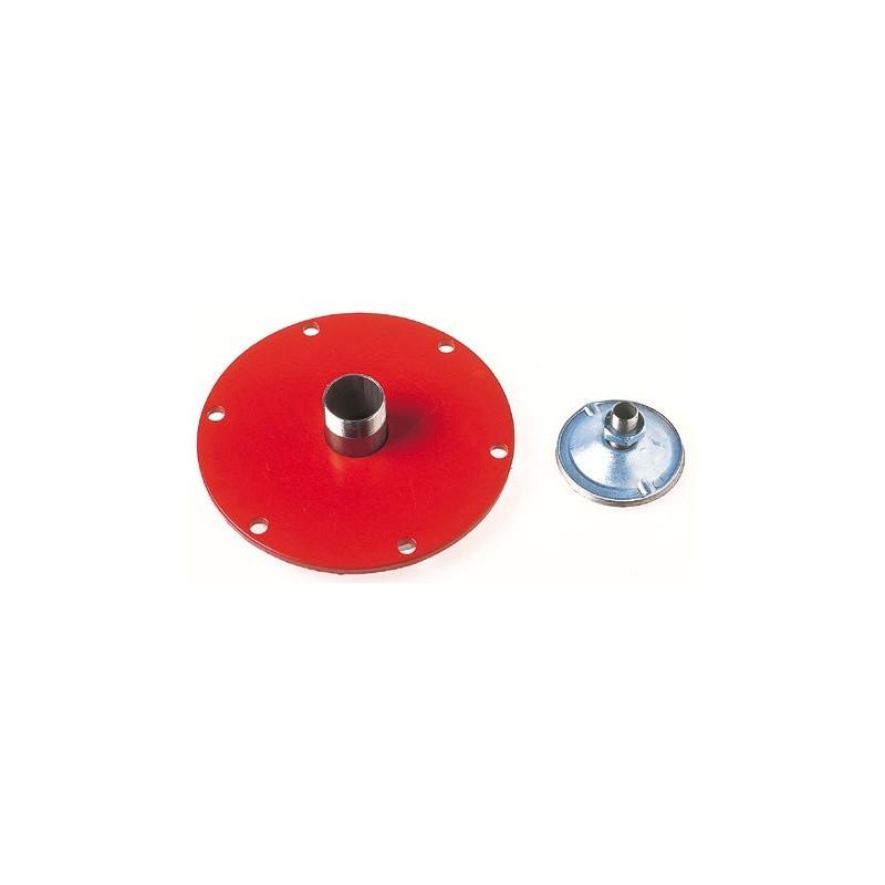 Kit INOX AISI 304 pour réservoirs 100L (contre-bride + pièce de fixation vessie)